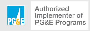 pg&e logo third party programs